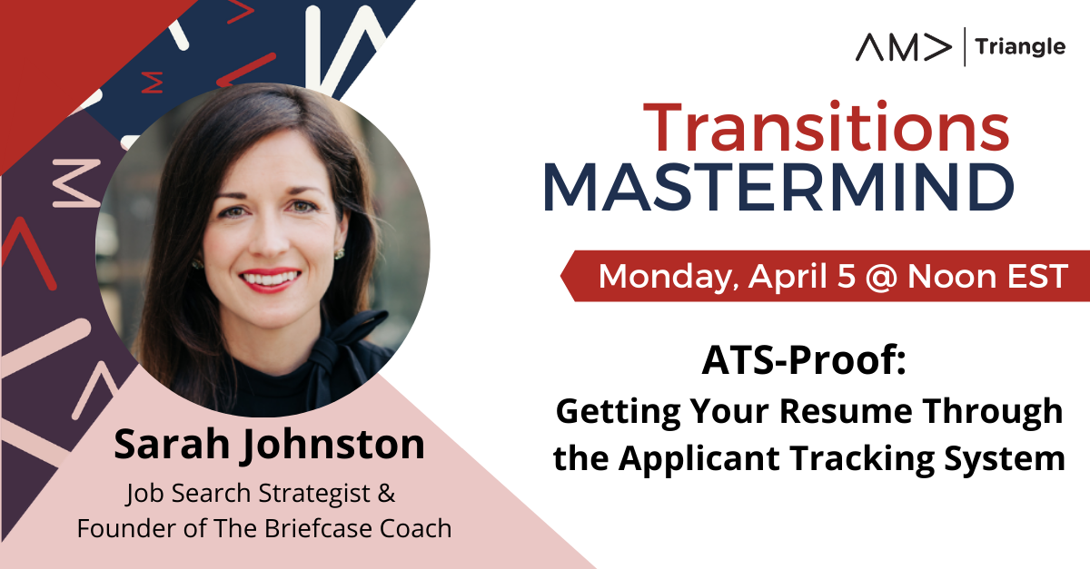 April Transitions Mastermind Event